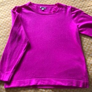 Jcrew Mercantile Hot Pink sweater